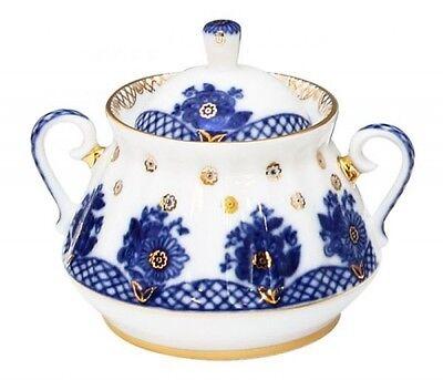 Bowl On A Foot russia Mint - Cobolt Net Lomonosov