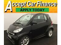 Smart fortwo 0.8cdi ( 54bhp ) Softouch 2012MY Passion FROM £18 PER WEEK