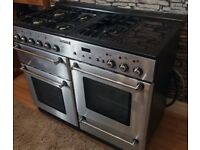Tecnik Dual fuel Range cooker 110cm - Can deliver if needed