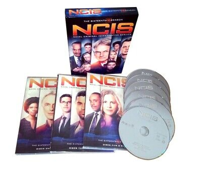 NCIS Naval Criminal Investigative Service Season 16 Free Shipping US Seller
