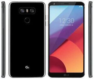LG G6 32GB BLACK UNLOCKED