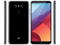 LG G6 Brand New with Faster charger and box