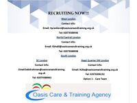 Oasis Care & Training Agency