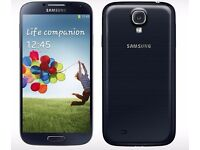 Samsung S4 16GB Unlocked To All Networks - £115 - Black - With Receipt