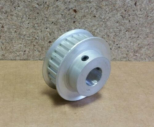 "*NOS*  PDT 24XL037 Aluminum Timing Gear Pulley 24T 1/2"" Bore   J287"