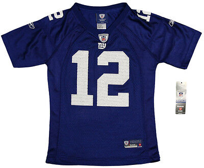 Steven Smith - Authentic NFL NY Giants Replica Jersey - Youth Girls  ()