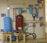 Water Treatment and Purification in Hampton ON