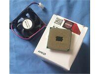 Amd Athlon Processor 5350, 2.05 ghz quad core
