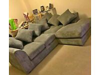 (Clearance Sale)Brand new Byron Corner Sofa and 3+2 set Available in Stocks