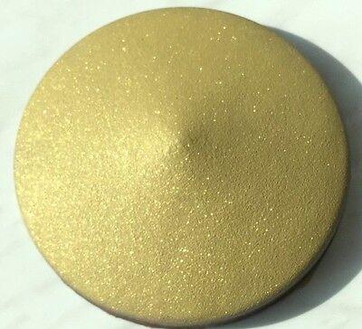 Fine Texture Gold Metallic Powder Coating Paint 1lb450g