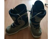 Ski boots (US Size 10)