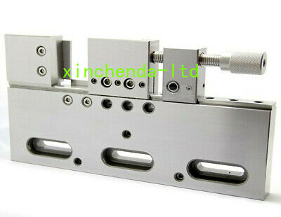 High Quality Cnc Wire Edm High Precision Vise Stainless Steel 150mm Jaw Opening