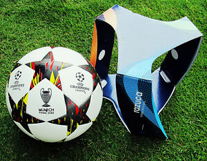UEFA 2014/15 Champions League Memento Official Match Ball Football Soccer Size5
