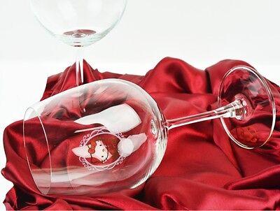 Hello Kitty_Wine Glass x2 set hellokitty anniversary event idea party