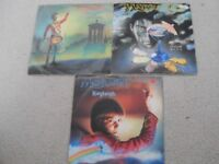 THREE MARILLION SINGLES FOR SALE. ONLY £1.00 EACH
