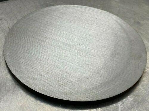 "1/4"" Steel Plate, Disc Shaped, 6"" Diameter,  1117 Steel, Round, Circle"