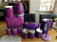 Purple Kitchen Items