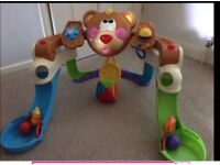 Fisher price babies activity gym toy