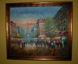 Gorgeous Painting (Paris)
