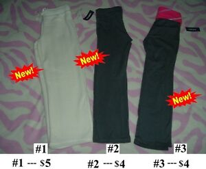 5T Girls --- Active Pants (Brand NEW with Tag)