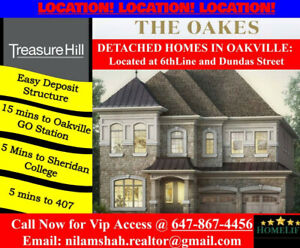 The OAKES By Treasure Hills Homes