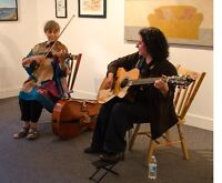 Partridgeberry Jam - Fiddle and Guitar Course