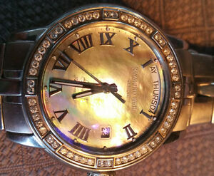 "BIG PRICE REDUCTION!RAYMOND WEIL DIAMOND ""COLLECTION PARSIFAL"" Peterborough Peterborough Area image 1"
