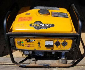 ProForce 2500 Generator $100 firm