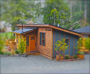 """Port O Pierre"" Cozy cottage from $160 CAD/night in Port Renfrew"