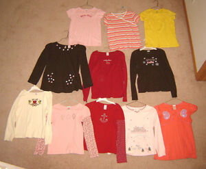 Girls Tops, Pants, Jackets, Dresses, etc. - sz 10,10/12, 12, M,L Strathcona County Edmonton Area image 4