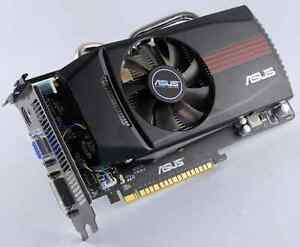 Asus Nvidia GeForce 550 Ti