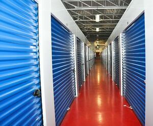 SPECIAL $40.00 OFF 10 x 15 Storage Locker