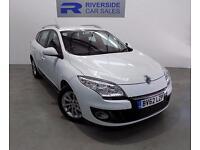 2012 Renault Megane 1.5 dCi 110 Expression 5dr EDC 5 door Estate
