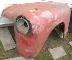1947 1948 1949 1950 1951 1952 1953 Chevrolet Fender. Gmc