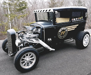 1931 Ford Model A Tudor Hot Rod/Rat Rod