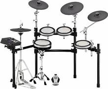Price Drop! Yamaha DTX750k Electronic Drum kit - As new condition Indooroopilly Brisbane South West Preview