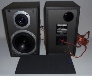 Cerwin-Vega V-5M speakers