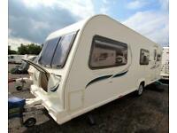 Bailey Olympus 540/5 Caravan