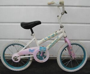 """Girls Huffy SeaStar with 16"""" tires"""