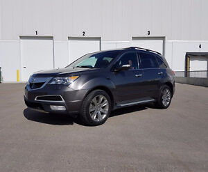 2012 Acura MDX Elite - no accidents, remote starter, exc. cond.