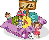 LET'S SPEAK ENGLISH  (NOUVEAU COURS POUR ENFANTS)