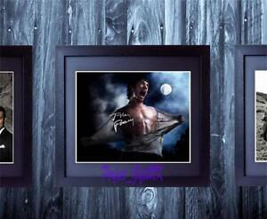 Tyler-Posey-Teen-Wolf-SIGNED-AUTOGRAPHED-FRAMED-10x8-REPRO-PHOTO-PRINT