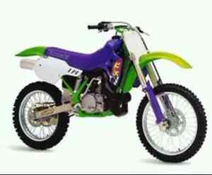Wanted: KX500 or CR480/500 or YZ490