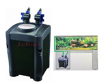 Jebao One Touch External Aquarium Fish Tank Canister Filter 650 to 1200 LPH