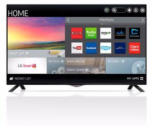 """55"""" LG 4K IPS LED Smart TV 1000$ OBO"""