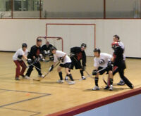 Male Ball Hockey Players Needed