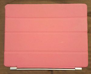 Ipad magnetic cover pink