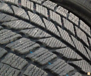 Why Winter tires NOW? Why Not?? 4 Toyo Garit KX 195 55 15 85% go