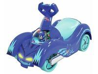 PJ Masks Catboy Cat Car Ride-On, Brand New, Boxed