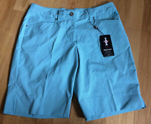 Size 6 New With Tags NWT Abacus Golf Shorts
